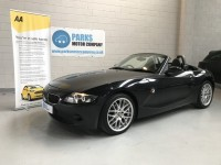 BMW Z SERIES 2.0 Z4 SE ROADSTER 2DR