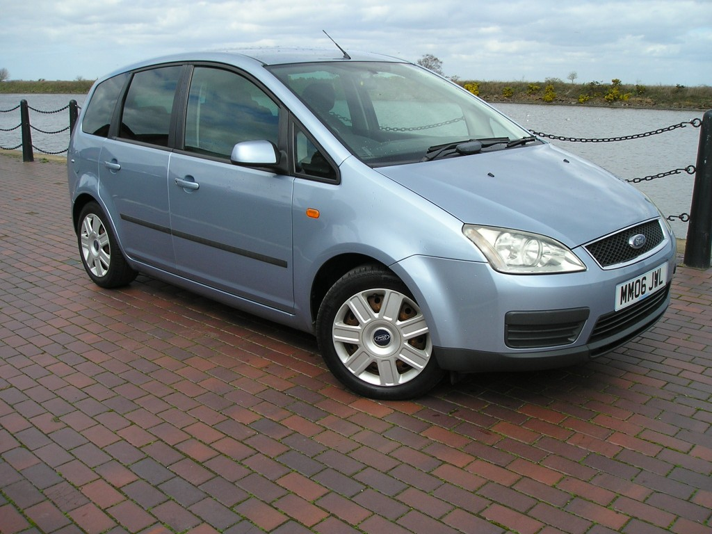 FORD FOCUS 1.6 C-MAX STYLE 5DR