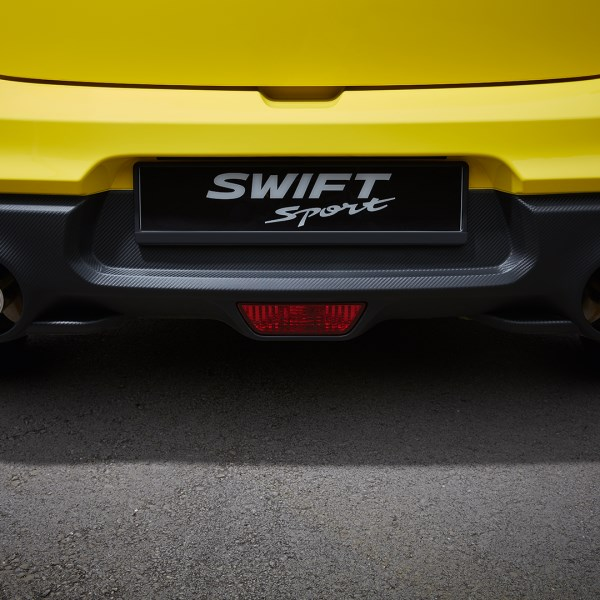 SUZUKI SWIFT SPORT 1.4 Boosterjet