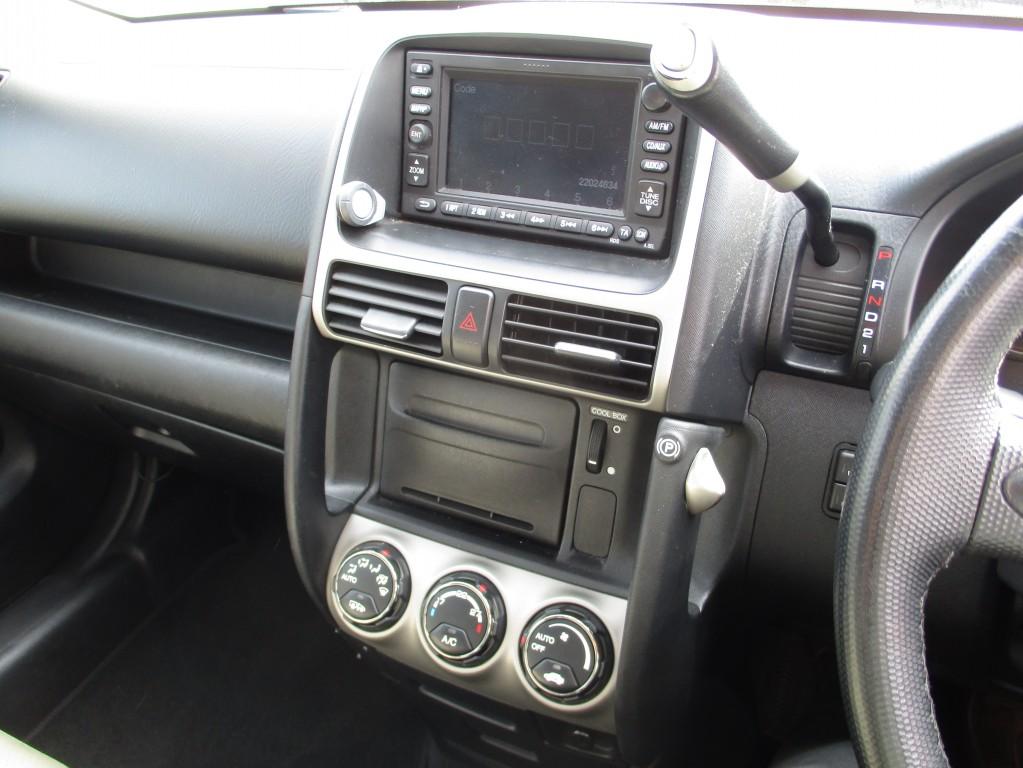 HONDA CR-V 2.0 I-VTEC EXECUTIVE 5DR AUTOMATIC