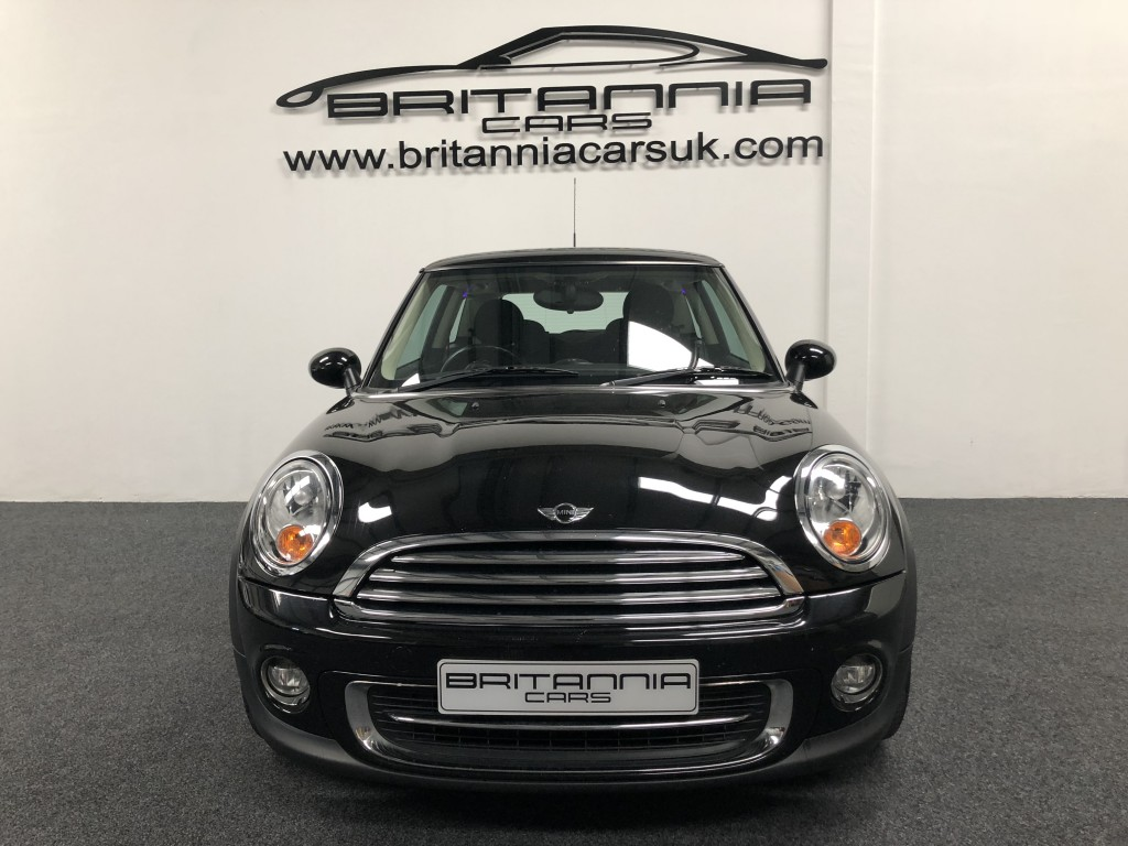 MINI HATCH 1.6 COOPER 3DR AUTOMATIC