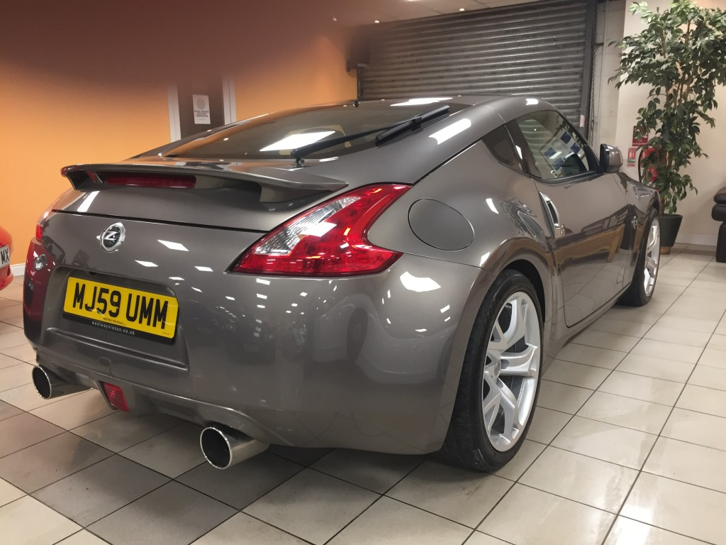 NISSAN 370Z 3.7 V6 GT ULTIMATE 3DR