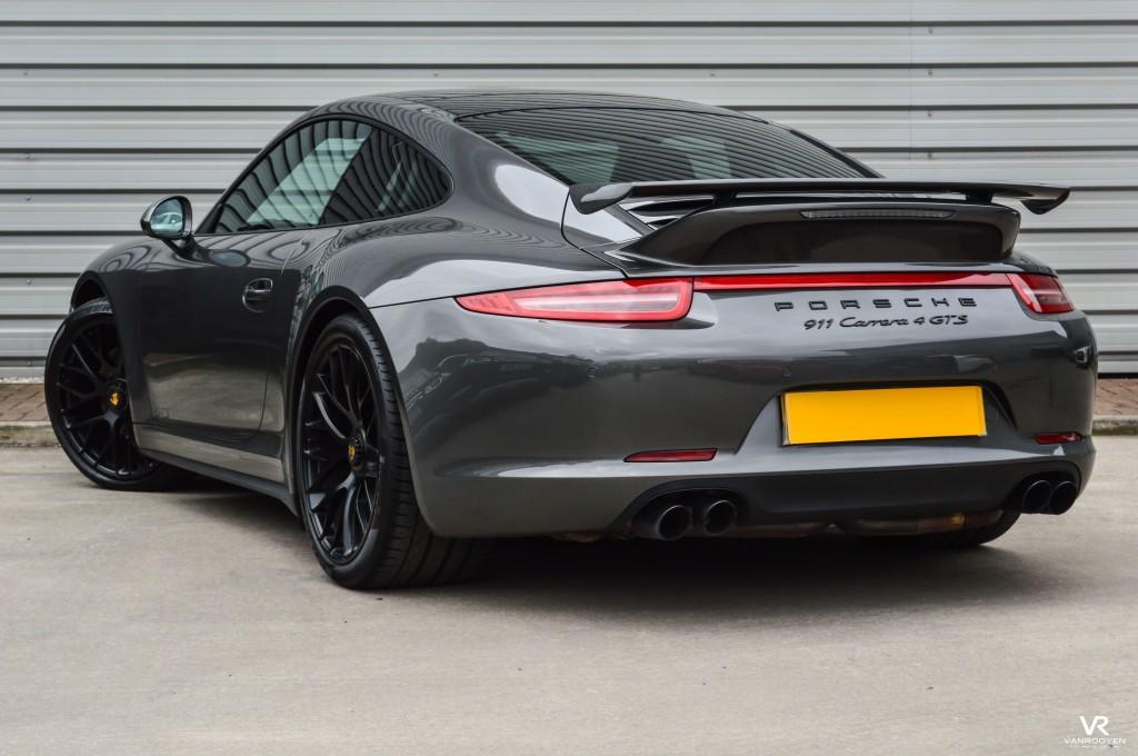Vr Warrington Porsche 911 3 8 Carrera 4 Gts Pdk 2dr Semi Automatic