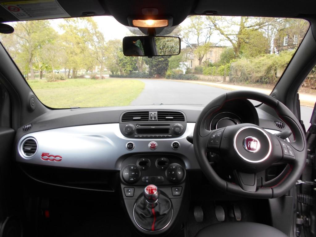 FIAT 500 0.9 TWINAIR S 3DR