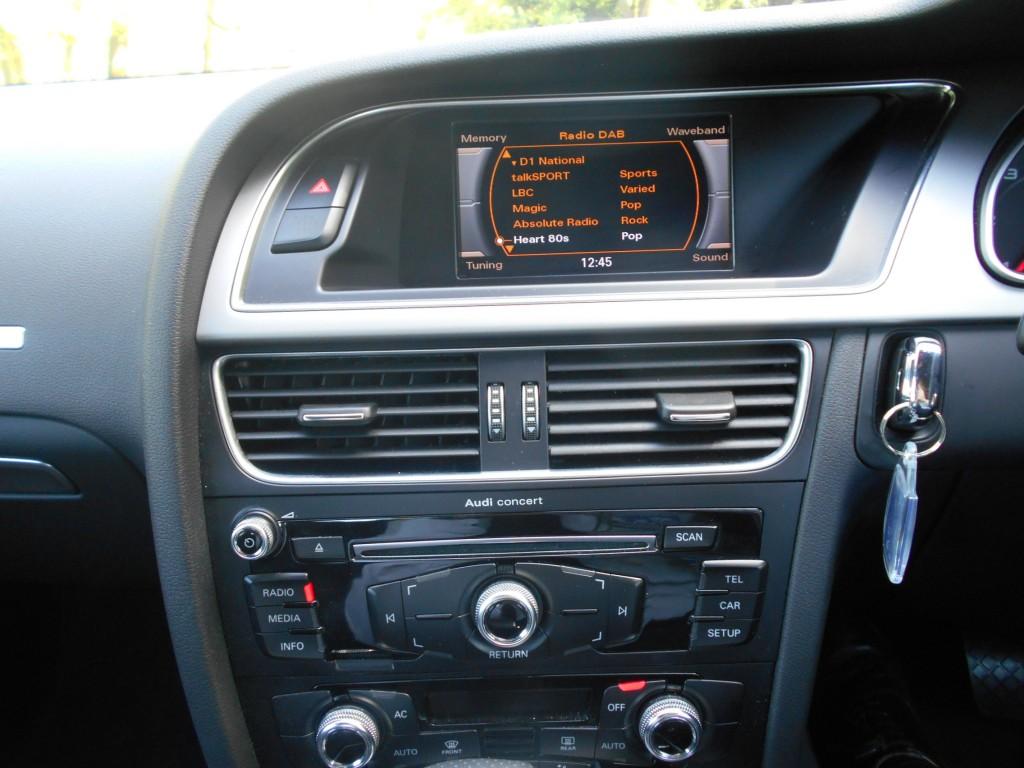 AUDI A5 2.0 SPORTBACK TDI S LINE 5DR CVT