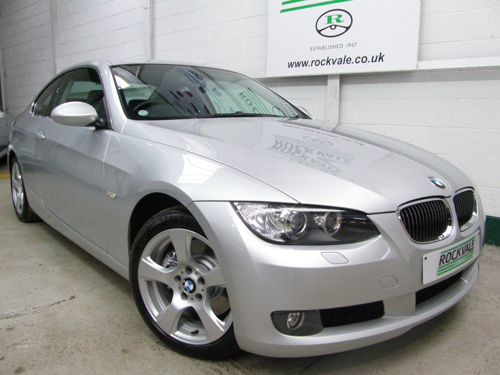 BMW 3 SERIES 2.5 325I SE 2DR AUTOMATIC