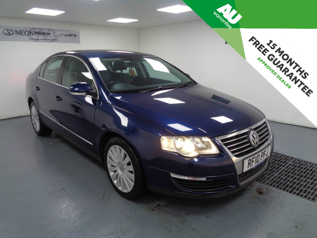 VOLKSWAGEN PASSAT 2.0 HIGHLINE PLUS TDI 4DR