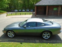 JAGUAR XK8 4.2 COUPE 2DR AUTOMATIC