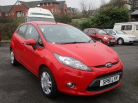 FORD FIESTA 1.2 EDGE 5DR