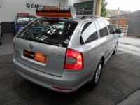 SKODA OCTAVIA 1.6 SE TDI CR 5DR ESTATE DIESEL FSH 1 PRE OWNER SILVER HPI CLEAR AA APPROVED DEALER 30£ TAX