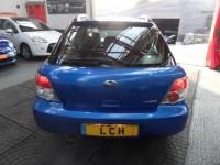 SUBARU IMPREZA 2.0 R SPORT WAGON 5DR HATCH AUTO 4WD METALLIC BLUE FSH 70K SUBARU PACK HPI CLEAR AA COVER