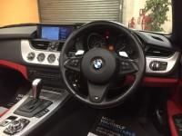 BMW Z SERIES 3.0 Z4 SDRIVE30I M SPORT ROADSTER 2DR AUTOMATIC