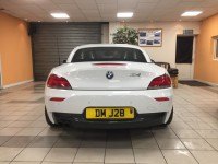 BMW Z SERIES 3.0 Z4 SDRIVE30I M SPORT ROADSTER 2DR AUTOMATIC