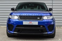 2016 (16) LAND ROVER RANGE ROVER SPORT 5.0 V8 SVR 5DR AUTOMATIC