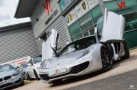 2011 (61) MCLAREN MP4-12C 3.8 V8 2DR SEMI AUTOMATIC
