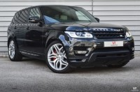 2014 (14) LAND ROVER RANGE ROVER SPORT 5.0 V8 AUTOBIOGRAPHY DYNAMIC 5DR AUTOMATIC