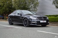2012 (12) MERCEDES-BENZ C-CLASS 6.2 C63 AMG EDITION 125 2DR AUTOMATIC