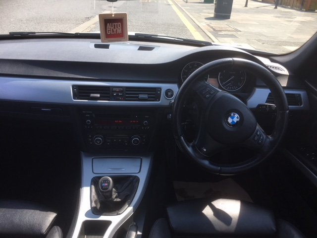 BMW 3 SERIES 2.0 318I SPORT PLUS EDITION 4DR
