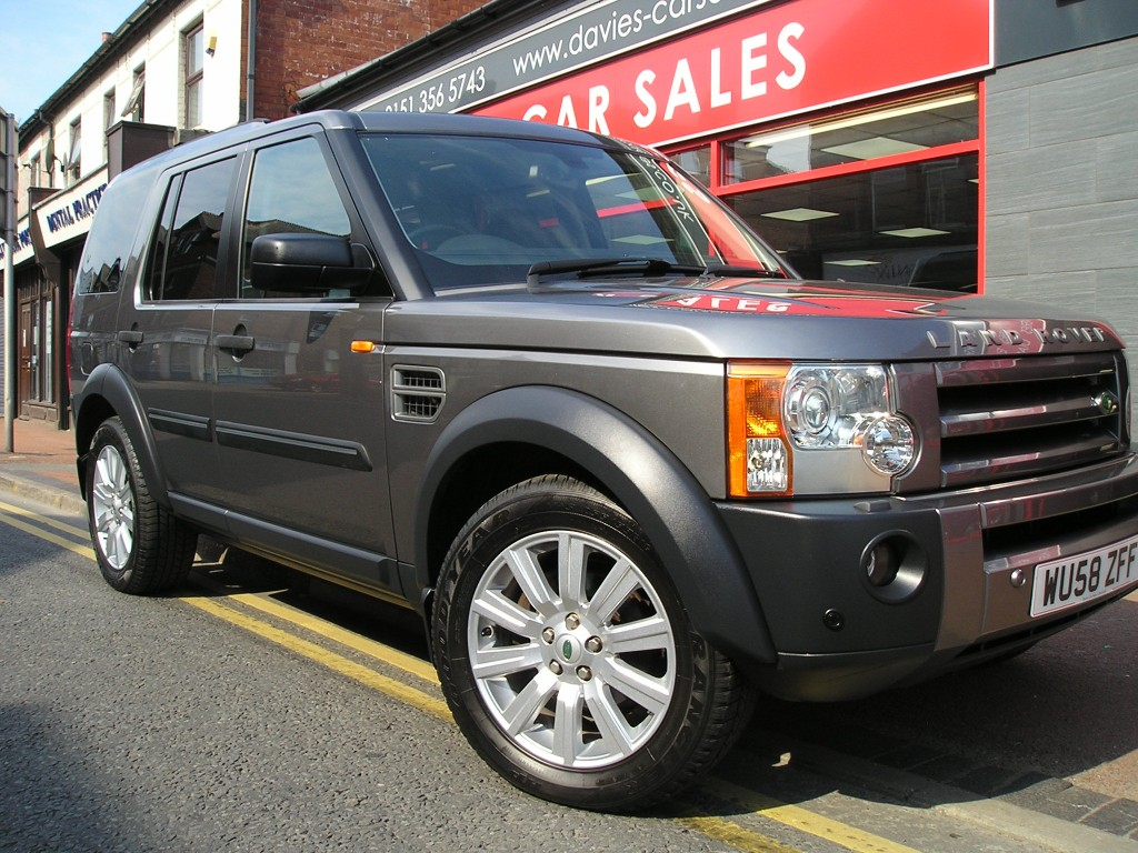 LAND ROVER DISCOVERY 2.7 3 TDV6 HSE 5DR AUTOMATIC