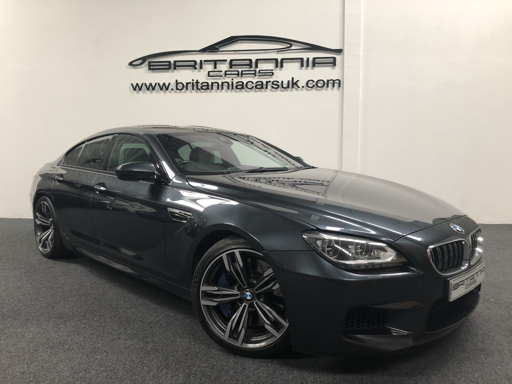 BMW 6 SERIES 4.4 M6 GRAN COUPE 4DR AUTOMATIC