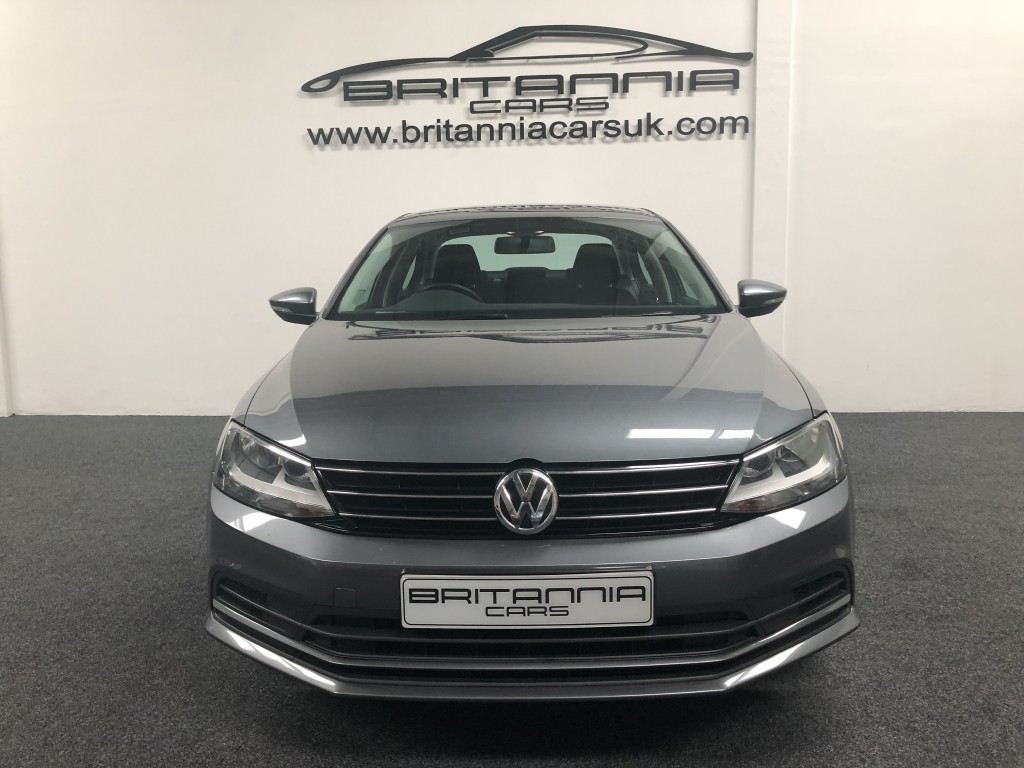VOLKSWAGEN JETTA 2.0 SE TDI BLUEMOTION TECHNOLOGY 4DR