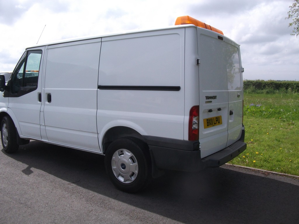 FORD TRANSIT DIESEL PANEL VAN 2.2 280 ECONETIC LR