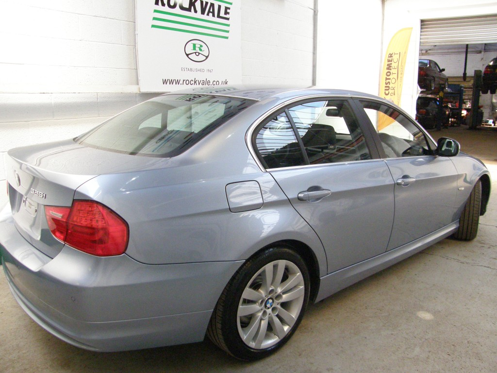 BMW 3 SERIES 3.0 325I SE 4DR AUTOMATIC