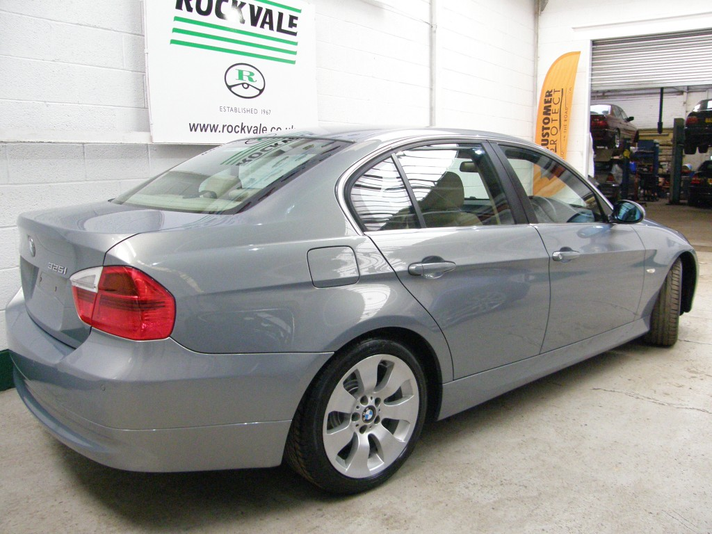 BMW 3 SERIES 2.5 325I SE 4DR AUTOMATIC