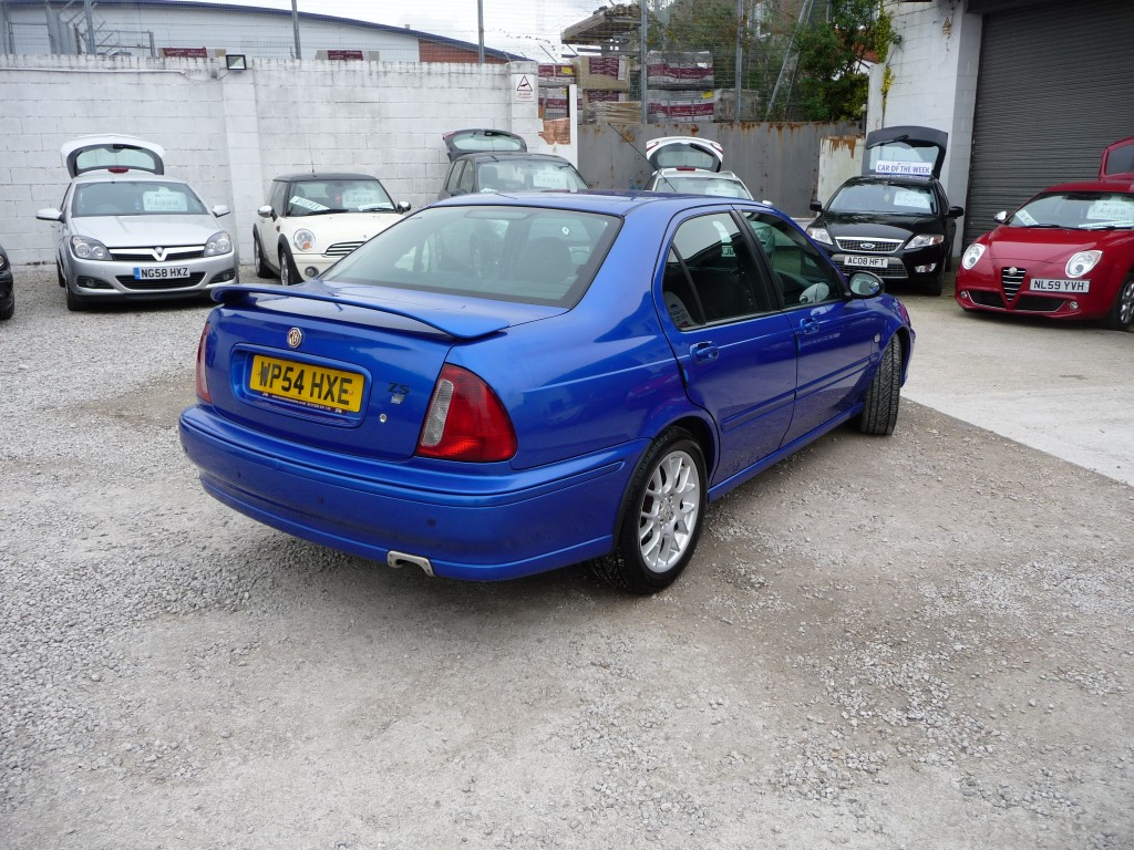 MG ZS 1.8 120 4DR