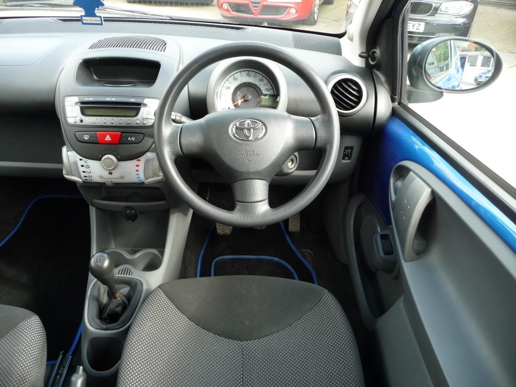TOYOTA AYGO 1.0 BLUE VVT-I 3DR