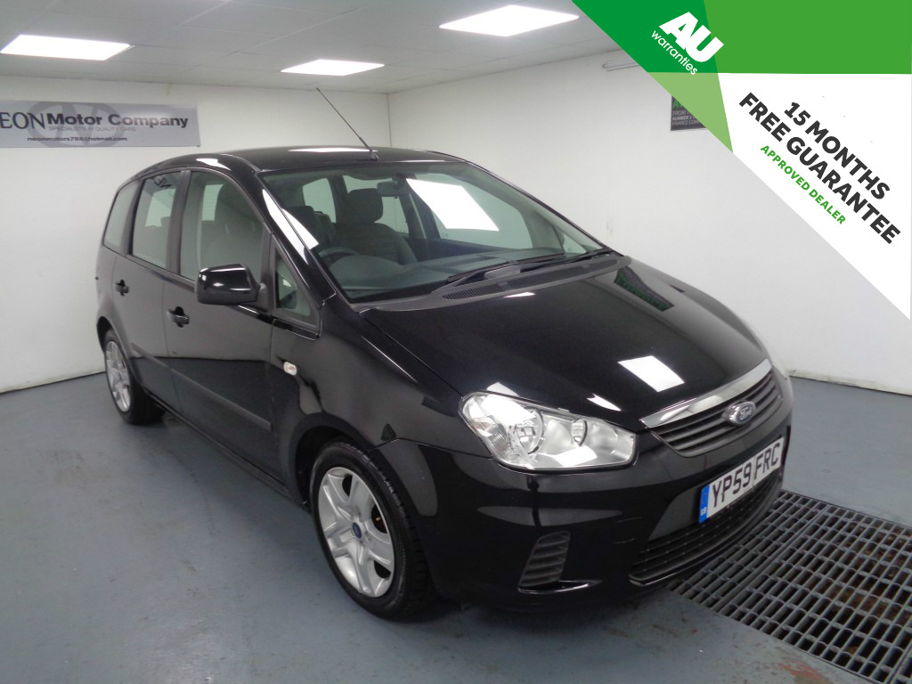 FORD C-MAX 1.8 STYLE TDCI 5DR