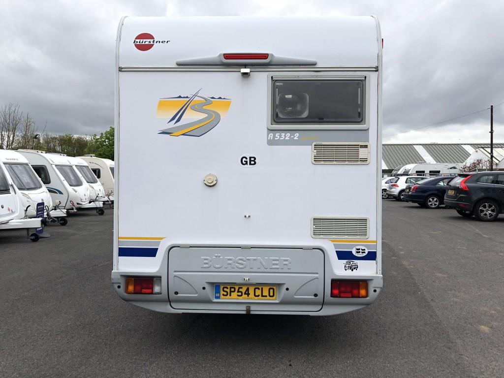BURSTNER A532-2