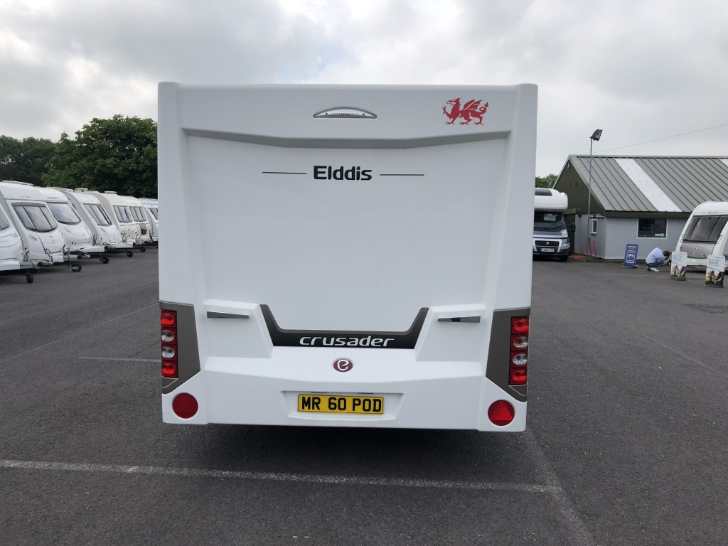 ELDDIS Crusader SuperCyclone