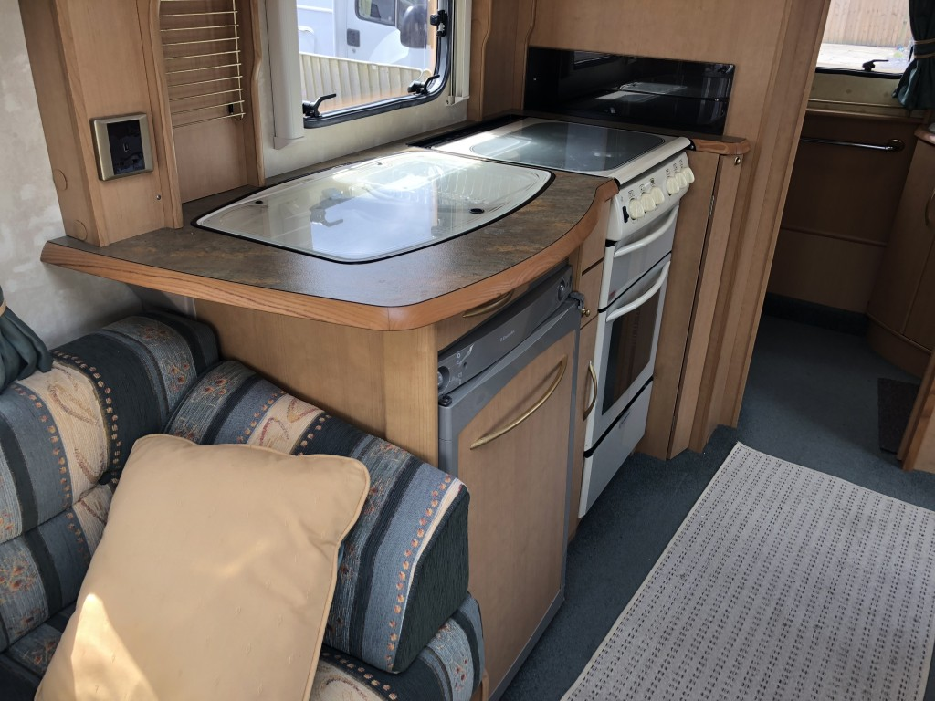 ABBEY GTS 215 Vogue