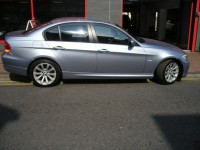 BMW 3 SERIES 2.0 320D SE 4DR AUTOMATIC