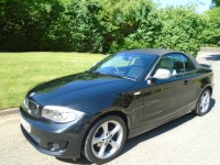 BMW 1 SERIES 2.0 120D EXCLUSIVE EDITION 2DR