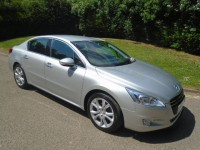 PEUGEOT 508 2.0 HDI ALLURE 4DR