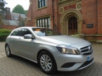MERCEDES-BENZ A-CLASS 1.6 A180 BLUEEFFICIENCY SE 5DR
