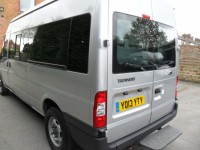 FORD TRANSIT 2.2 350 14 STR