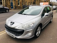 PEUGEOT 308 2.0 SW SPORT HDI 5DR
