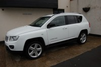 JEEP COMPASS 2.4 LIMITED 5DR CVT