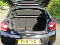 CITROEN DS3 1.6 BLACK AND WHITE 3DR