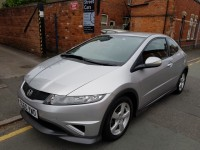 HONDA CIVIC 1.4 I-VTEC TYPE S 3DR