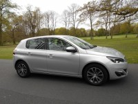 PEUGEOT 308 1.6 BLUE HDI S/S ALLURE 5DR