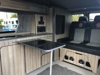 VOLKSWAGEN T5 Camper/ Motorhome LWB 4 berth top spec