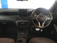 MERCEDES-BENZ A-CLASS 2.1 A200 CDI AMG SPORT 5DR SEMI AUTOMATIC