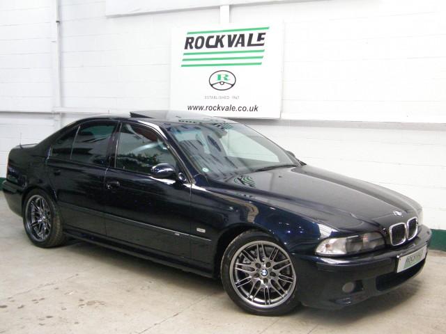 1999 (T) BMW 5 SERIES 5.0 M5 4DR