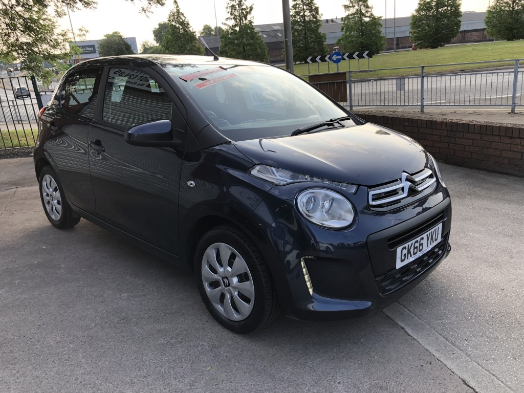 CITROEN C1 1.0 FEEL 5DR