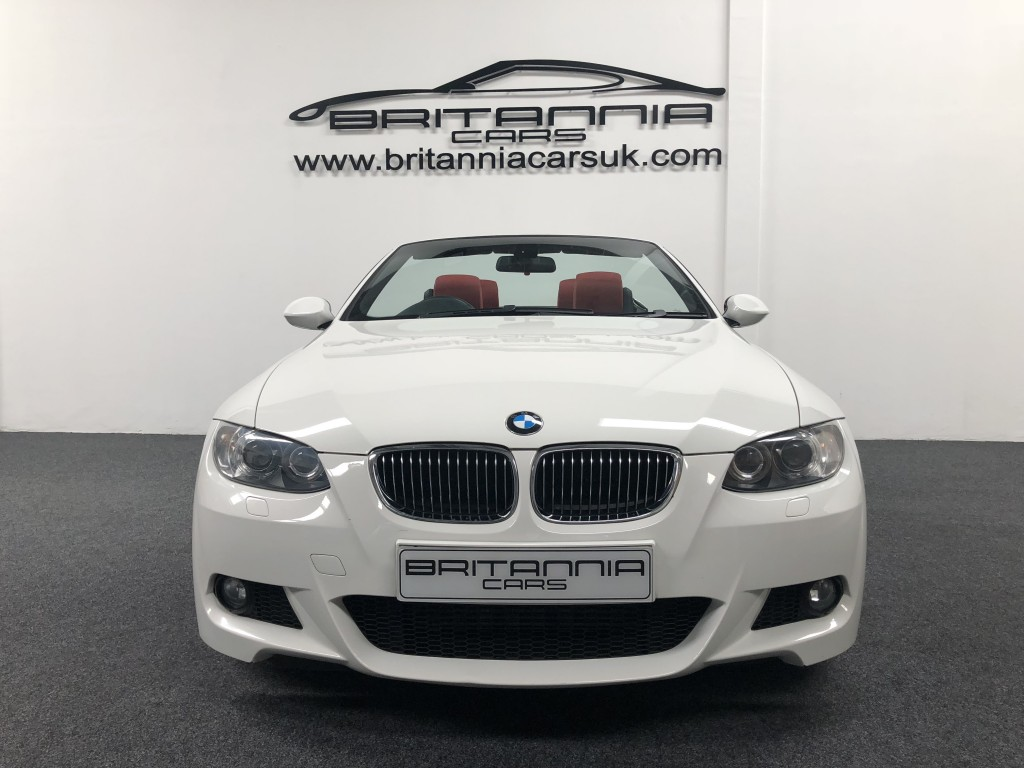BMW 3 SERIES 3.0 330D M SPORT 2DR AUTOMATIC
