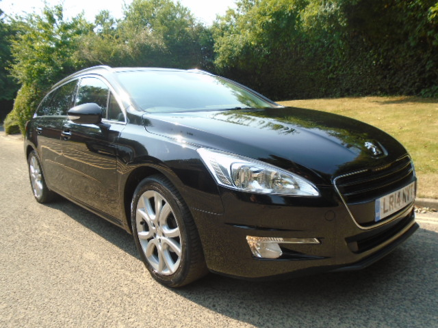 PEUGEOT 508 1.6 HDI SW ACTIVE NAVIGATION VERSION 5DR